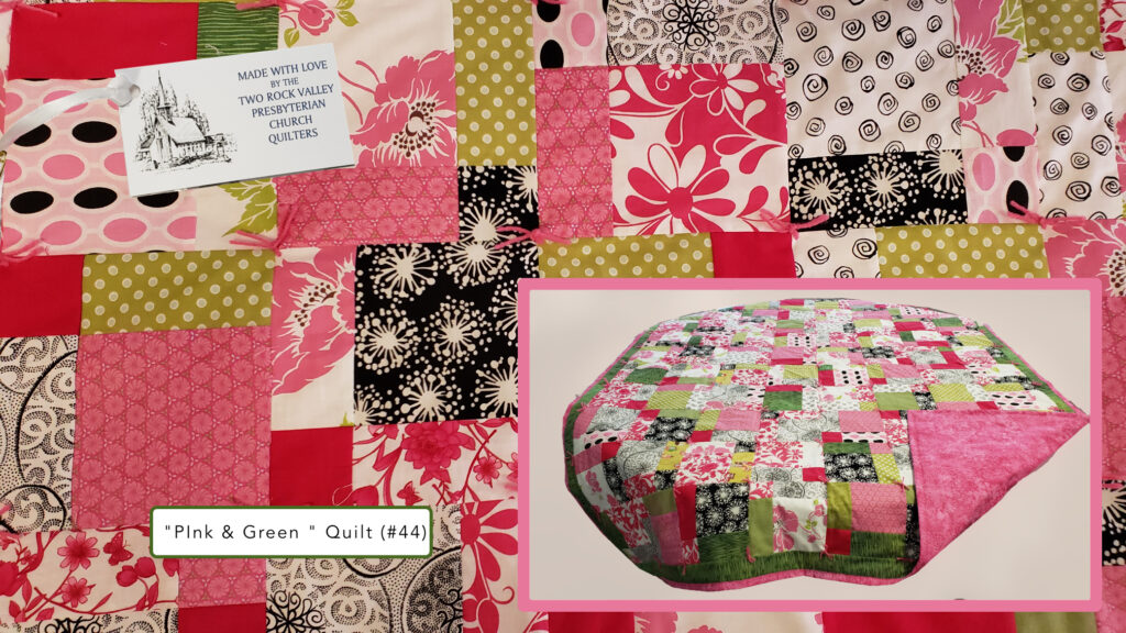 Two Rock Quilts