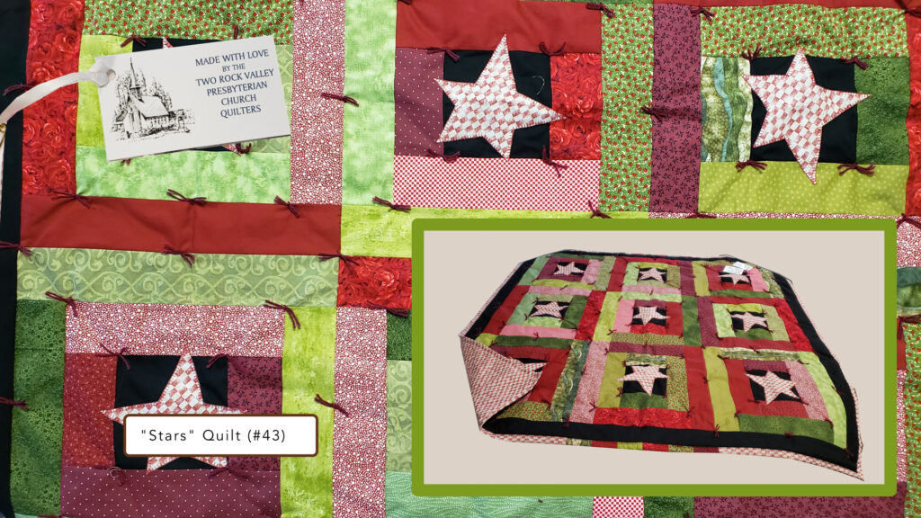 Two Rock Stars Quilt